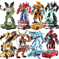 Transformation Deformation Robot Toy 19cm Height Action Figures Toys - Shopichic