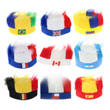Russia World soccer Cup Football Fans Hats - Shopichic