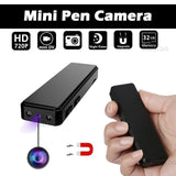 Magnetic 1080P HD Pen Camera With Night Vision - Shopichic