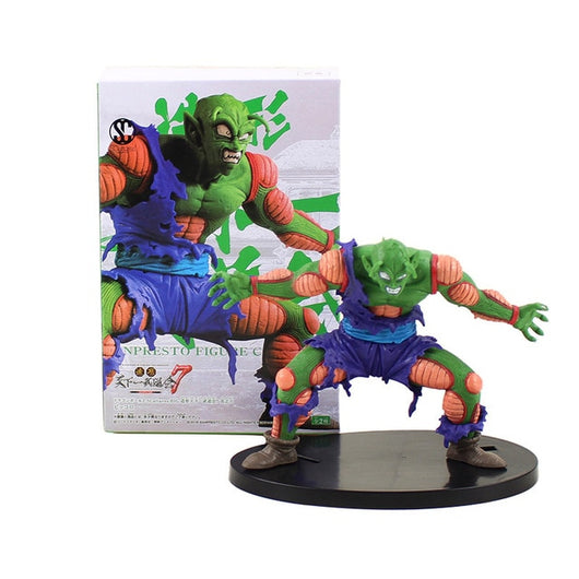 Dragon Ball Z Piccolo Super Saiyan Son Gohan Hercule Mark Piccolo PVC Broly son goku Dragonball With a Free DBZ Necklace - Shopichic