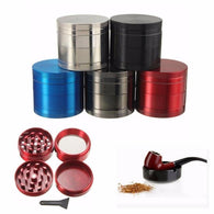 4 Layer Metal Herb Grinder - Shopichic