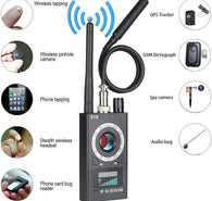 Multi-function Anti-spy Camera Detector - Detect and Track Wireless Products - Shopichic