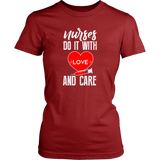 NURSES DO IT WITH LOVE - Female - Shopichic