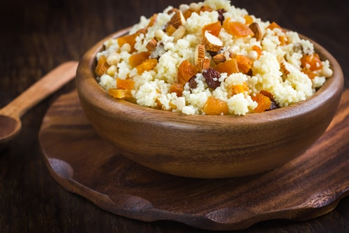 Couscous with Figs