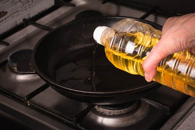 How Cooking Oil May be Hurting You