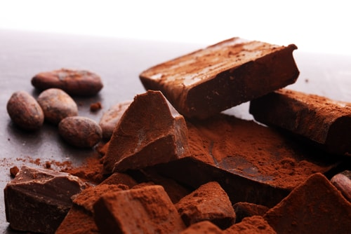 The Benefits of Raw Chocolate