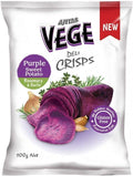 Vege Deli Crisps Purple Sweet Potato 100g x 5