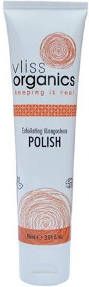 Vliss Organics Exfoliating Mangosteen Polish 90ml