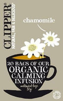 Clipper Organic Calming Infusion - Chamomile 20 Teabags