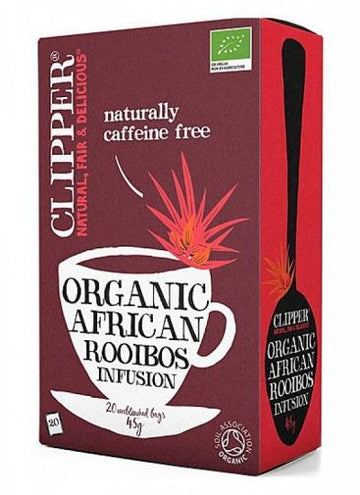 Clipper Organic Rooibos Infusion 20Teabags