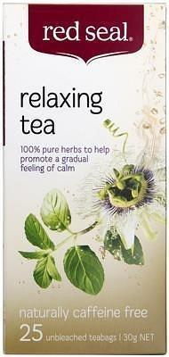Red Seal Relaxing Herbal 25Teabags