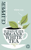 Clipper Organic White 25Teabags