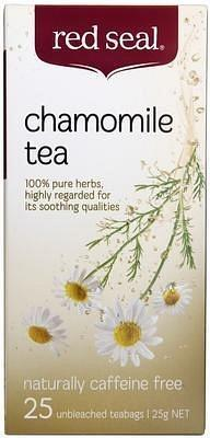 Red Seal Chamomile 25Teabags