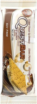 Quest Protein Bar S'Mores G/F 12x60g JUL18
