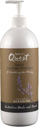 Nature's Quest Lavender Shampoo 1L