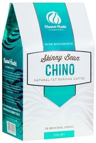 Natural Health Co Skinny Bean Chino Natural Fat Burning Coffee (28Sachets) 336g DEC17