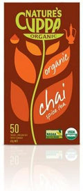 Natures Cuppa Organic Chai Spice 50 Teabags