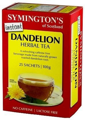 Symington's Dandelion Herbal Tea (25sachets) G/F 100gm-Health Tree Australia