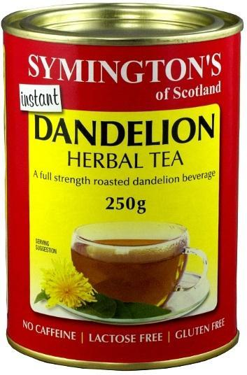Symington's Dandelion Herbal Tea 250gm-Health Tree Australia