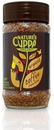 Natures Cuppa Eco Coffee Granules 100gm-Health Tree Australia