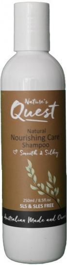 Nature's Quest Nourishing Shampoo 250ml