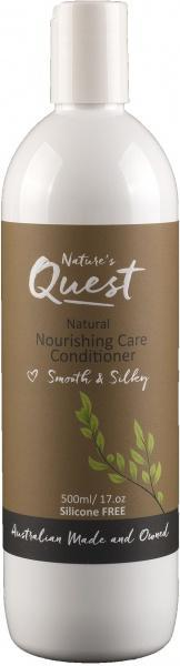 Nature's Quest Nourishing Conditioner 500ml