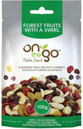 On The Go Fusion Snack Forest Fruits with a Swirl 12x50g