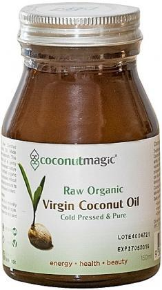 Coconut Magic Organic Virgin Coconut Oil 150ml