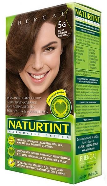 Naturtint Light Gold Chestnut 5G