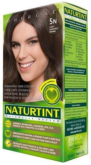Naturtint Light Chestnut Brown 5N