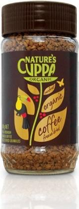 Natures Cuppa Org Eco Coffee Granules 200g
