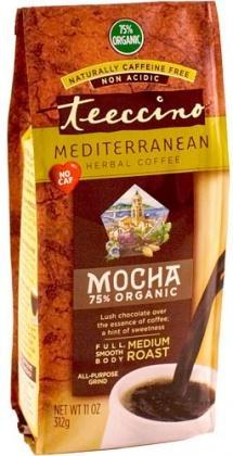 Teeccino Mocha All Purpose Grind 312gm-Health Tree Australia