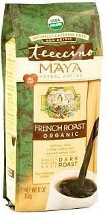 Teeccino Org French Roast Maya Caffe All Purpose Grind 312gm