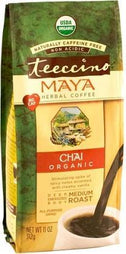 Teeccino Organic Maya Chai All Purpose Grind 312g-Health Tree Australia