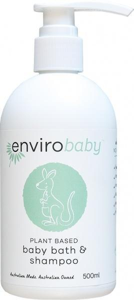 Enviro Care Baby Bath & Shampoo 500ml New