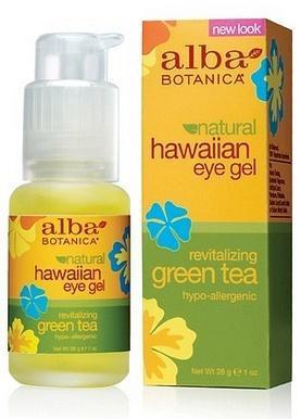 Alba Hawaiian Green Tea Eye Gel 30ml - Health Tree Australia