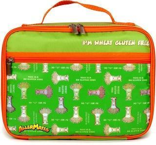 AllerMates Allergy Alert Wheat-Gluten Free Lunch Bag - Health Tree Australia