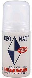 DEONAT Crystal Roll On Deodorant 65ml-Health Tree Australia