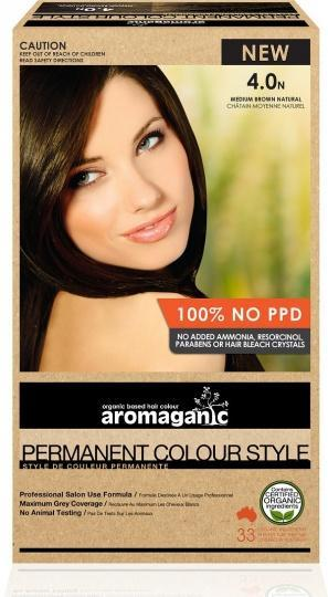 Aromaganic 4.0N Brown (Natural)