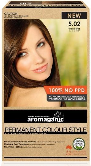 Aromaganic 5.02 Light Brown (Coffee)