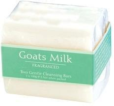 Goats Milk Fragance Soap 2x100g-Health Tree Australia