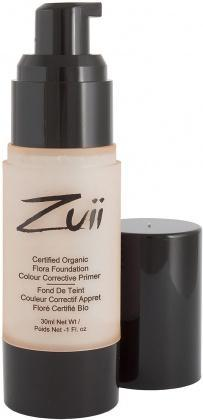 Zuii Organic Flora Foundation Colour Corrective Primer Apricot 30ml-Health Tree Australia