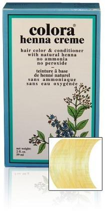 Colora Henna Creme 59ml - Blondine-Health Tree Australia