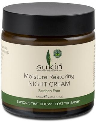 Sukin Moisture Restore Night Cream Jar120ml-Health Tree Australia