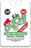 Ouch Organic Instant Herbal Insect Repellant Spray 20ml-Health Tree Australia