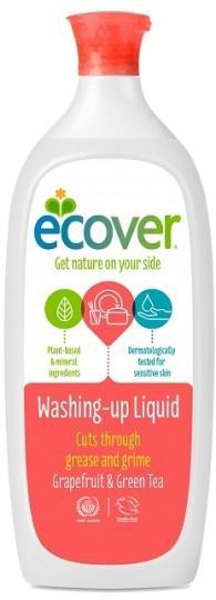 Ecover Washup Liquid Grapefruit & Green Tea 500m-Health Tree Australia
