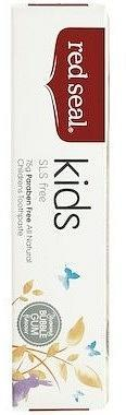 Red Seal Toothpaste Kids Natural SLS Free 75g-Health Tree Australia