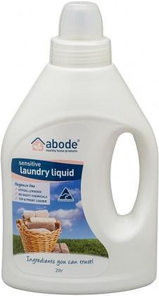 Abode Sensitive Laundry Liquid Fragrance Free 2L