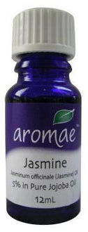 Aromae Jasmine 5% Essential Oil 12mL-Health Tree Australia