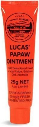 Lucas Papaw Ointment 25gm Tube-Health Tree Australia